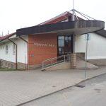Sportovní hala Přibyslav
